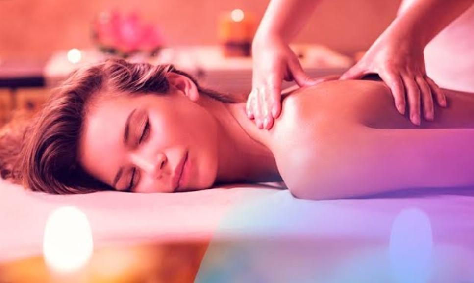 4 Sessões De Massagem Corporal