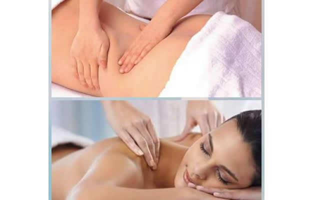1 Sessão De Massagem Modeladora Ou Relaxante Corpo Todo.
