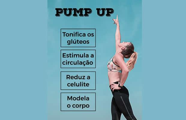 Bubum Na Nuca???? 1 Sessão  De Pump Up Levanta Bumbum!  Ganhe 1 Sessão De Plataforma Vibratória